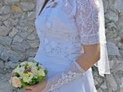 Szép állapotú Olcsó menyasszonyi ruha