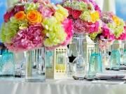 Esküvői dekoráció, rendezvény dekoráció
