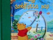 EGY SZÉLFÚTTA NAP- Mesekönyv 3 dimenziós képekkel DISNEY MICIMACKÓ