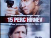 15 PERC HÍRNÉV Robert De Niro;Edward Burns;Charlize Theron DVD