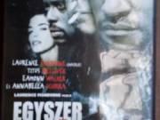 EGYSZER AZ ÉLETBEN  Laurence Fishburne, Titus Wellive, DVD