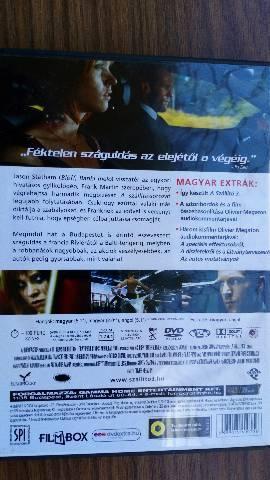efd1c12c17 A SZÁLLÍTÓ 3 Francois Berleand Jason Statham DVD - Budapest XIV ...