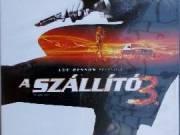 A SZÁLLÍTÓ 3 Francois Berleand Jason Statham DVD