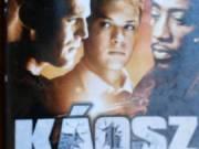 KÁOSZ Wesley Snipes Jason Statham Ryan Phillippe DVD