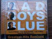 BAD BOYS BLUE GREATEST HITS REMIXED CD