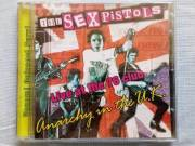 THE SEX PISTOLS LIVE AT THE 76 CLUB ANARCHY IN THE U.K. CD
