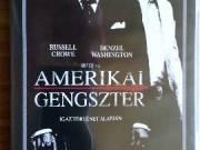 AMERIKAI GENGSZTER Denzel Washington Russell Crowe DVD  KÜLÖNLEGES 2 LEMEZES KIADÁS