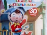 NODDY KALANDJAI JÁTÉKVÁROSBAN DVD