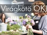 Virágkötő OKJ 31 215 02 - Utolsó lehetőség!