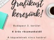 GRAFIKUS MUNKATÁRS