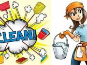 takarítónőt keresek