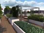 Új építésű erkélyes lakás,bevezető áron a IX.City Home lakóparkban - Budapest IX. kerület, Középső F