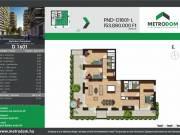 Új építésű,Pesti panorámás,145nm-es,Smart Home lakás a IV.Panorámában - Budapest IV. kerület, Újpest