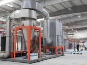 Electron Ciklonos elszívó eladó 41990 eurótól (Porfestő, Porszóró berendezés, Szinterező gép)
