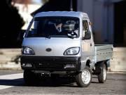 VELTO ONE elektromos kis áruszállító, kis teherautó