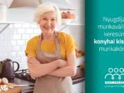 Konyhai kisegítés nyugdíjasoknak