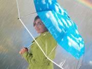 Esernyő (nagy, átlátszó)