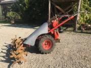 Felújított kerti traktor és felújított indián kerti traktor