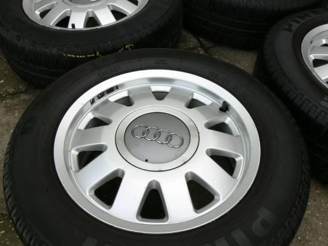 5x112 Gyári Audi Alufelni 15 - Százhalombatta - Autóalkatrész 6473d6d2e7