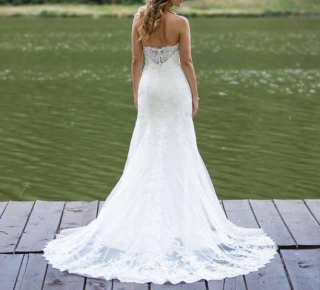 Kenneth Winston használt menyasszonyi ruha eladó - Budapest ... 0f0e9f6089