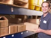 Stock kontroller/Handyman