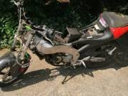 Aprilia rs50 gyorsasági robogó