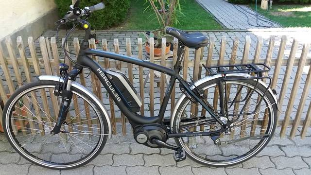 Eladó használt elektromos bicikli