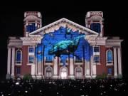 EUROMEDIA 3D MAPPING - 3D ÉPÜLET VIZUALIZÁCIÓ