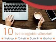 Weboldal készítés mesterfokon! - DRdesign