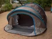 QUECHUA SECONOS XL AIR 3 személyes 2 mp-es dobó sátor.