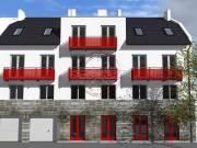 Szeged Rókuson, a belváros szélén az Árkádhoz közel most épülő 12 lakásos társasházban kulcsrakész á