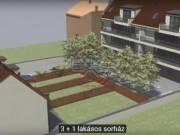 Szeged belvárosától pár perc sétára most épülő sorházi lakások kulcsrakész állapotban megvásárolható