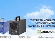 Ózongenerátor, ózon generátor, szagtalanítás, klímatisztítás eladó