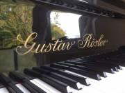 Gustav Rösler zongora eladó