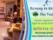 Szőnyegtisztítás Szeged és vonzáskörzetében Szőnyegtisztító és kárpit tisztító