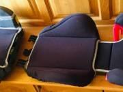 Graco Junior Maxi biztonsági autósülés 15-36 kg - Midnight Black , használtan ELADÓ!