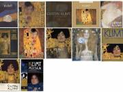 Gustav Klimt könyvek egyben eladó