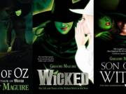 Gregory Maguire: Wicked sorozat (Angol)