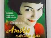 Amelie csodálatos élete DVD