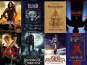 Eladó könyvcsomag - Horror, fantasy, sci-fi (jó állapotban)