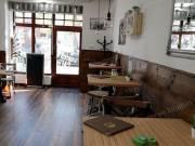 Szolnokon a Szapáry úton 80 m2-es kávézó KIADÓ!, Belváros