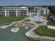 Luxus lakás eladó Balatonfüreden közvetlenül a Balaton parton