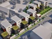 Budapesten a X.kerületben, 50 lakásos társasház építésére alkalmas fejlesztési terület ELADÓ! - Buda