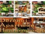 Őszi szünet családosoknak  a Derényi  Apartmanházban!
