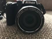 Nikon Coolpix P500 hibátlan fényképezőgép kiegészítőkkel