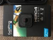 Újszerű GoPro Hero 4 Session eredeti dobozzal + kiegészítők