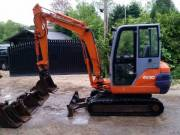 Mini kotrógép HITACHI EX30-2