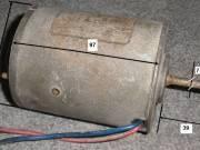 12 VDC egyenáramú motor eladó