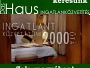Ingatlanértékesítőt keresünk Zalaegerszegen és környékén