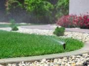 Öntözőrendszer, kertrendezés, gyepszőnyegezés, füvesítés, kerti tó